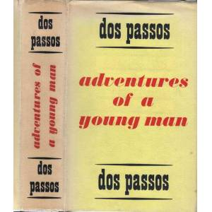 Adventures of a Young Man DOS PASSOS John [ ] [Hardcover]