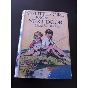The Little Girl from Next Door Mockler, Geraldine [Good] [Hardcover]