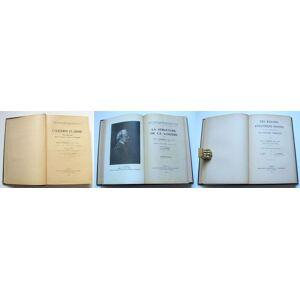 L'électron en chimie. Cinq conférences faites à l'Institut Franklin de Philadelphie . Traduit par R. Fric . Avec une préface de M. A. Cotton [con:] L