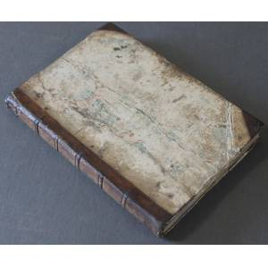 An 18th Century manuscript book of cookery, medical, and household receipts. ANON [Very Good] [Hardcover]