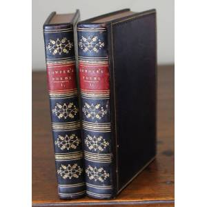 Poems by, in Two Volumes. A New Edition. COWPER, WILLIAM [ ] [Hardcover]