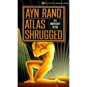 Atlas Shrugged Rand, Ayn [Very Good] [Softcover]