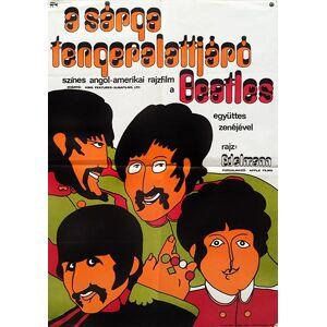 Beatles - Yellow Submarine Konkoly, Gyula [ ]