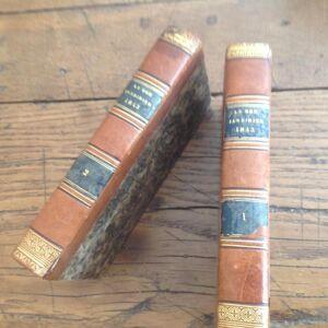 Le BON JARDINIER Almanach pour l' année 1843 POITEAU.A et VILMORIN [Near Fine] [Hardcover]
