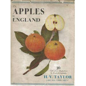 Taylor The Apples of England. Taylor, H.V. [ ] [Hardcover]