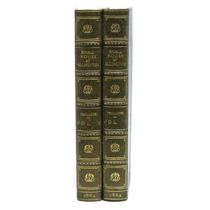 The Small House at Allington Trollope, Anthony [ ] [Hardcover]
