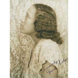 Portrait photograph of soprano Camilla Williams (Williams, Camilla) Van Vechten, Carl [ ]