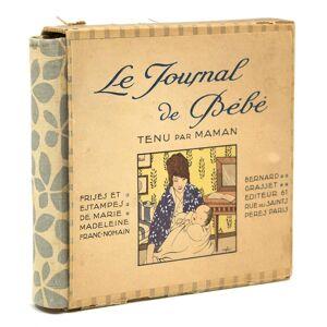 Le Journal de Bébé tenu par Maman   [ ] [Softcover]