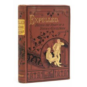 Expelled: Being the Story of a Young Gentleman Heldmann, Bernard [ ] [Hardcover]