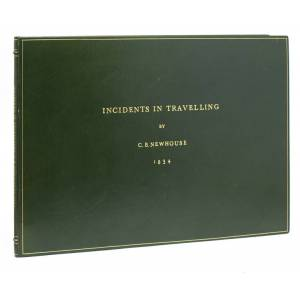 Incidents in Travelling (Coaching) Newhouse, C.[harles] B. (c. 1805-1877) [ ] [Hardcover]