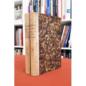 Lettres familières écrites d'Italie à quelques amis en 1739 et 1740. Avec une étude littéraire et des notes par Hippolyte Babou. BROSSES Charles de [