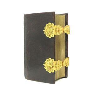 Biblia. Dat is De gantsche H. Schrifture vervattende alle de Canonyke Boeken des Ouden en des Neiuwen Testaments. Uyt de Oorspronkkelyke Talen in ons