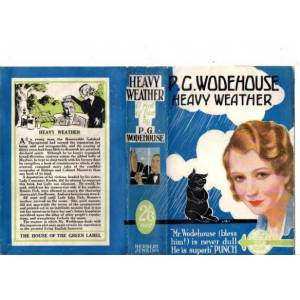 Heavy Weather P G Wodehouse [Fine] [Hardcover]