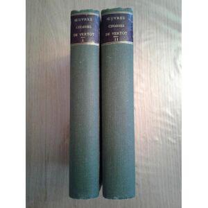 Œuvres choisies. 2 tomes René Aubert de Vertot [Near Fine] [Hardcover]