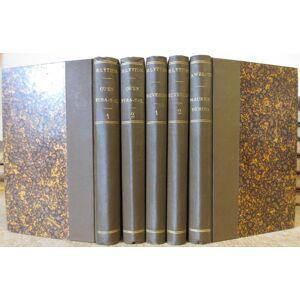Lot de 3 ouvrages : Qu'en fera-t-il ? (1-2) + Devereux (1-2) + Maurice Dering : Traduits de l'anglais BULWER-LYTTON, Sir Edward + LAWRENCE, G. A. [ G