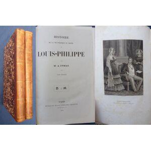 Histoire de la Vie Politique et Privée de Louis-Philippe Alexandre Dumas [ ] [Hardcover]