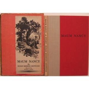 MAUM NANCY Heywood, Susan Merrick [ ] [Hardcover]