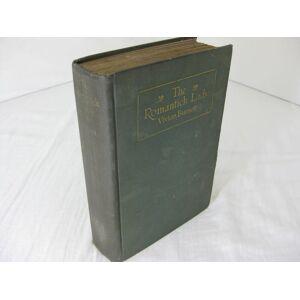 THE ROMANTICK LADY (Frances Hodgson Burnett); The Life Story of an Imagination Burnett, Vivian [Good] [Hardcover]