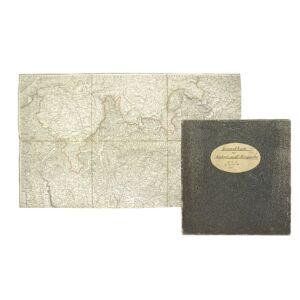 Generalkarte des Lombardisch-Venetianischen Königreiches reduzirt nach der topographischen Karte in dem militair geographischen Institute des K. K. G