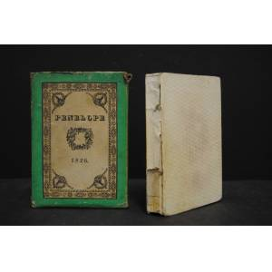 Penelope. Taschenbuch für das Jahr 1826. Hrsg. von Theodor Hell. 15. Jahrgang.   [ ] [Hardcover]