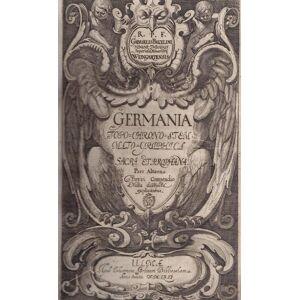Germania Topo-chrono-stemmatographica sacra et profana. In qua brevi compendio regnorum et provinciarum eiusdem amplitudo, situs et qualitas designan