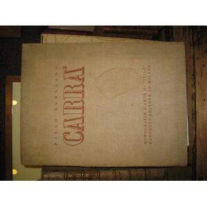 Carlo Carrà Torriano Piero [ ] [Hardcover]