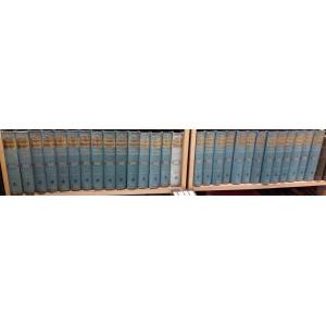 THE STRAND MAGAZINE. An Imposing Consecutive run of the first Twenty Eight volumes of this Foremost Victorian Journal in original 'Strand Motif' blue