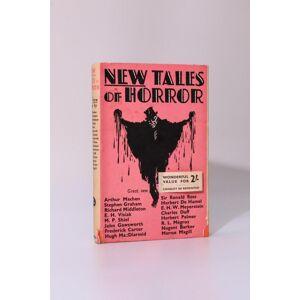 New Tales of Horror John Gawsworth [ed.] [Very Good] [Hardcover]