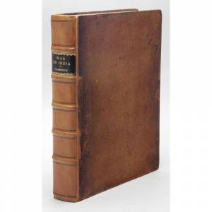 An Account of the War in India, between the English and French, on the Coast of Coromandel, From the Year 1750 to the Year 1760. Together with a Rela