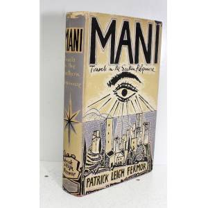 Mani Patrick Leigh Fermor Signed, Ludovic Kennedy SIGNED [ ] [Hardcover]