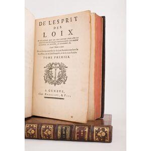 De l'esprit des loix MONTESQUIEU Charles de Secondat [ ] [Hardcover]