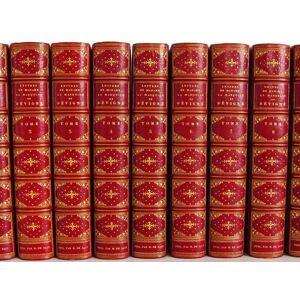 Lettres de Marie de Rabutin-Chantal Marquise de Sévigné SEVIGNE Marie de Rabutin-Chantal, Marquise de [ ] [Hardcover]