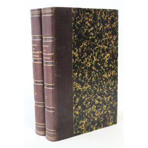 Histoire de sainte Elisabeth de Hongrie, duchesse de Thuringe MONTALEMBERT Charles Forbes Comte de [ ] [Hardcover]
