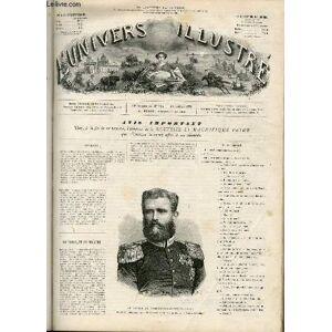 L'UNIVERS ILLUSTRE - TREIZIEME ANNEE N° 809 - Le prince de Hohenzollern-Sigmaringen, d'après une photographie de M.Hermann Levinthal, de Berlin. COLL