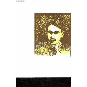 LOUIS PERGAUD - MAISON ROSSEL - MONTBELIARD 17 OCTOBRE - 22 NOVEMBRE 1970 COLLECTIF [Near Fine] [Softcover]