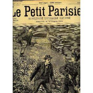 LE PETIT PARISIEN - SUPPLEMENT LITTERAIRE ILLUSTRE N° 531 - La petite parisienne par Aubry-Vézan, J'avais mis mon coeur par Jean Aicard, Strapontin p