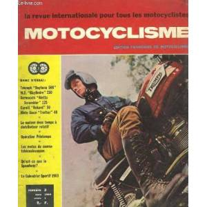 Motocyclisme N°2 COLLECTIF [Near Fine] [Softcover]