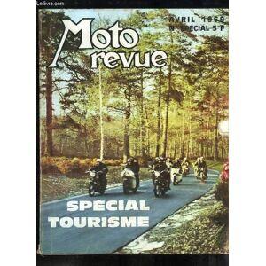 Moto Revue, N°1926, 57e année : Spécial Tourisme - Un Kreidler aux Dragon et Shamrock Rallyes - Tourisme aux Etats-Unis - Essai de la Laverda 750 cc