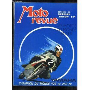 Moto Revue, N°1900, 56e année : Salons parallèles - Tendances de la production mondiale - Les motos du monde entier - Essai de la Yamaha 180 cc YCS1
