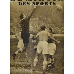 LE MIROIR DES SPORTS - N° 792 - 2 ctobre 1934 / 15.000 spectateurs pour un simple match de clubs! / les australiens sont des champions de moto sur ce