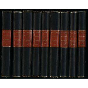 Georg Forster's sämmtliche Schriften. Herausgegeben von dessen Tochter und begleitet mit einer Charakteristik Forster's von G. G. Gervinus. In neun B