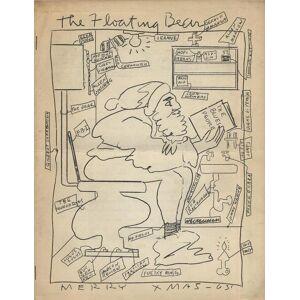 "The Floating Bear 28 (1963) Di Prima, Diane (ed.), Billy Linich (Billy Name, ""maneuvateur""), Jack Smith, Gregory Corso, Frank O'Hara, LeRoi Jones, Jo"