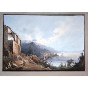 Veduta notturna di Amalfi. LA PIRA GIOACCHINO [ ]