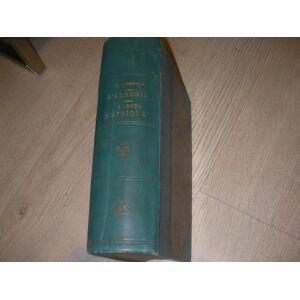 L'ALGERIE- L'ARMEE D'AFRIQUE DEPUIS LA CONQUETE D'ALGER Dr. F. QUESNOY [ ] [Hardcover]