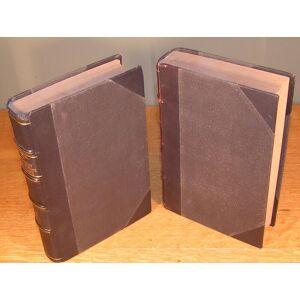 DICTIONNAIRE HISTORIQUE DES INSTITUTIONS M¿URS ET COUTUMES DE LA France (complet en 2 volumes reliés) CHERUEL, A. [Fine] [Hardcover]