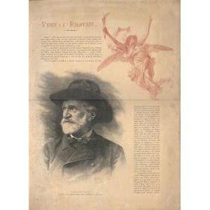 Il Falstaff di Verdi - [Good] [Hardcover]