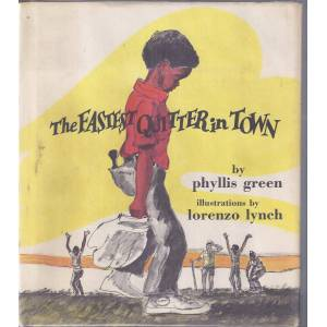 The Fastest Quitter in Town Green, Phyllis [Fine] [Hardcover]