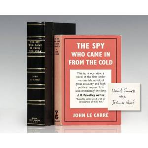 The Spy Who Came In From The Cold. le Carre, John [ ] [Hardcover]