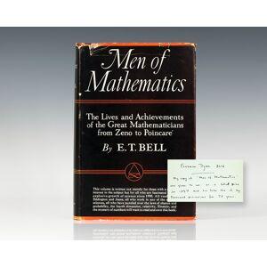 Men of Mathematics. Bell, E.T. (Freeman Dyson) [ ] [Hardcover]