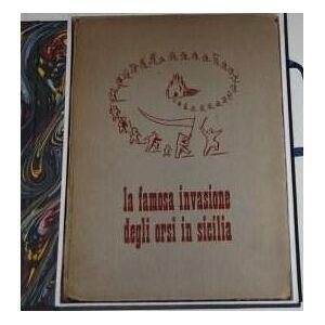 La Famosa Invasione degli Orsi in Sicilia Buzzati, Dino [Very Good] [Hardcover]